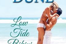 Low Tide Bikini (book one - Pleasure Island by Lyla Dune / When ex rugby player from Wales acquires a beach house in North Carolina, he isn't expecting to find a beautiful, bass-playing tenant named Sam living there. She's just the girl to teach him the proper way to shag. / by Lyla Dune