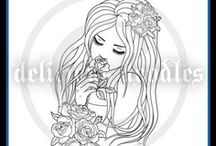 DIGIS: / Digi Stamps