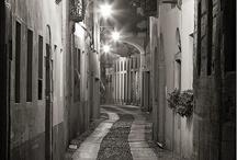 Black & White / by Lisa Buchinski