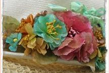 Crafts & DIY: Vintage & Vintage Style Millinery / by Tammy Tutterow