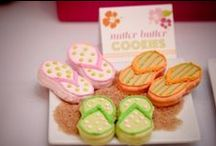 Cookies using Nutter Butters / by Lisa Buchinski