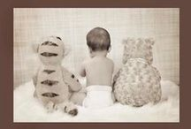 Ideas/Crafts for Baby Adrian / by Brittany Wood