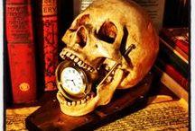 Skully Skulls! :):) / by Lindsay LaPerle