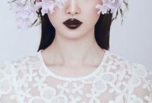 Headpieces / Flower crowns ideas , floral crowns ideas, hair flower ideas Follow us on Instagram @oohlaladesigns
