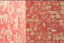 Fortuny Mosaics / Fortuny Mosaics can be commissioned by designers and architects to fit the specifications of a client's space.