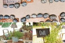 Wedding table name ideas / 101 ideas for wedding table names at http://www.toptableplanner.com/table_names.php