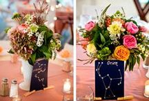 Moon and stars wedding seating plans / Read more out of this world seating plan ideas on our blog: http://www.toptableplanner.com/blog/a-wedding-table-plan-thats-out-of-this-world