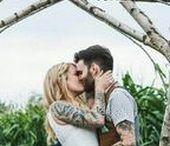 Tattoo  Wedding Style / wedding bride groom tattoo Follow us on Instagram @oohlaladesigns
