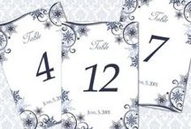Disney's Frozen wedding seating plans / Table plan ideas for a Frozen theme wedding - read more at our blog http://www.toptableplanner.com/blog/disney-frozen-themed-wedding-table-plans