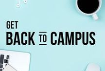 Back To Campus /  With Back to Campus Sales and Double Cash Back at Ebates.ca, tackle that seemingly endless list of school supplies and come up under budget with back to school deals, promo codes and free shipping offers from top stores: bit.ly/1Ox56Oj