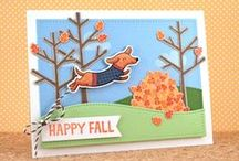 Lawn fawn cards