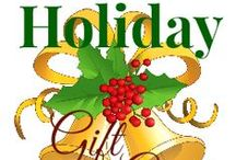 Bloggers' Holiday Gift Guides / ~Find the BEST Holiday Gift Guides from around the net!~   Contributors: Pin your current Holiday Gift Guides Here and let's help promote each other guides! Let's fill this board with rated-G (Family-friendly) Pins. Please DO NOT post the same pin more than once a day and no more than twice per week. Link DIRECTLY to the gift guide on your site (NO spamming).