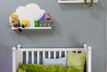 | Nursery & Baby Inspiration - Boy | / Ideas and furniture / nursery items for a new baby boy