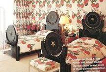 Bedrooms / by Noel Pittman