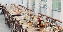 Fall Wedding / Fall Wedding inspiration, Autumn Wedding Inspiration, Fall wedding bouquets, fall centerpieces, fall wedding decor,  Follow us on Instagram @oohlaladesigns