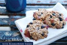 Bumbleberry Farms Recipes / Honey and honey-inspired recipes, straight from the Honey House.