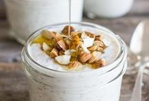 Honey Breakfasts / The best way to start a day with with a little honey in your breakfast.