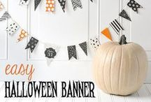 happy halloween / inspiration for a spooktacular halloween  recipes, diy, games, treats, decor / by barn owl primitives