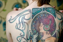 Tattoos that are awesome / by Vanessa Lambert