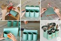 DIY / Do it yourself. Be crafty. Get creative.  / by Jacqueline
