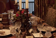 Tablescapes / by Kimberly Giacona