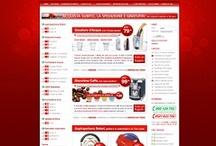 Siti ecommerce - Nice online shops  / Merchants using Commerce Ready for their Online shop #ecommerce Alcuni esempi di negozi online che utilizzano la piattaforma ecommerce