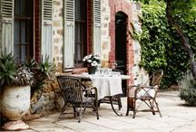 Outdoor living / Glorious outdoor living rooms and gardens / by Piacenza Design
