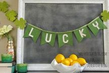 st. patrick's day ♣ / diy, ideas, recipes and decor inspiration for the perfect st. patrick's day / by barn owl primitives
