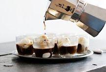 Caffè / Coffee + Milk = Perfection