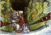 Accompany Tolkien