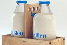 Got Milk in Glass? / Small-scale milk producers say they prefer glass bottles because it keeps the milk colder and prevents other flavors in the refrigerator from leaking into the milk.