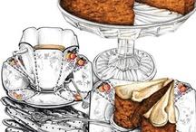 Downton Abbey Recipes  / by Glenda Collins Emerson
