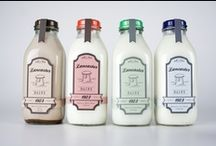 Milk Packaging / Fabulous Milk Packaging Ideas from Around the World