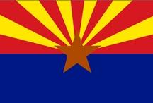 Arizona / by Christina Paulson