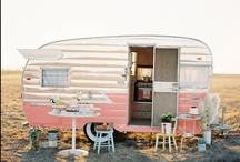 Retro Caravans and Campers / Some inspiration for our 50's caravan!
