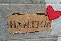 Hamilton, Ontario / Home, sweet home.  / by Terri MacKay