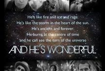 Two Minutes to Belgium / Doctor Who...and other stuff from the Whoniverse / by Terri MacKay