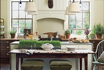 Dream Kitchen and Inspiration