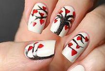 Holiday Nail Art / Seasonal and holiday related nail art