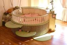 Baby Nursery / by Stela Yordanova
