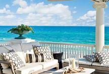 Beach House / Beach house decor and inspiration