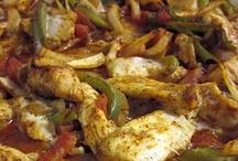 Hispanic and Hispanic Inspired Food / by Christina Paulson