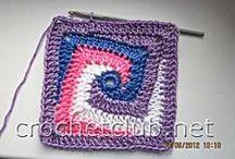 Crochet / Hooks and yarn / by Lora Cooper