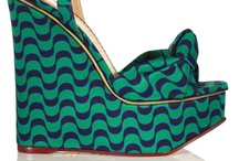 shoes shoes shoes / sneakers, sandals, thongs, high-heeled, flats, wedges: for the feet / by Arine Astraea