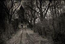 Chills / Creepy and disturbing / by Terri MacKay