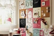 Crafty Room ~ Ideas