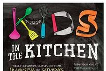 kids in the kitchen / by Theresa Sichak