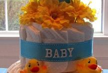 Baby Shower / Ideas for gifts, food, and decorating for a baby shower. / by Glenda Collins Emerson
