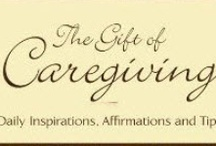 """Caregiving / Being a caregiver can be one of the most challenging things that you will ever do...It can also be one of the most rewarding...~*~""""Patience and fortitude conquer all things.""""~*~ """"Ralph Waldo Emerson"""" / by Glenda Collins Emerson"""