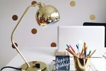 // WORKSPACE // / Examples of offices and workspaces that inspire to me work hard and also to create my own dream office